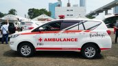 Toyota Kijang Innova Ambulans Profile Side