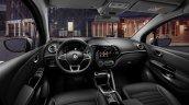 2021 Renault Captur Facelift Interior Dashboard
