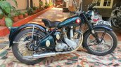 Restored Bsa B31 Plunger 1952 Rhs