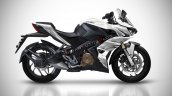 Bajaj Pulsar Rs400 Rendering White