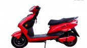 Battre Gpsie Electric Scooter Red Lhs