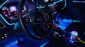 Custom Kia Seltos Modified Dashboard Mood Light