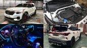 Custom Kia Seltos Modified Exterior Interior