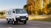 Maruti Suzuki Super Carry Front Quarters Press Sho