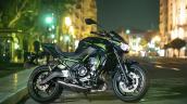 Kawasaki Z650 Static