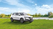 Skoda Karoq Front Quarters Indian Spec 2e76