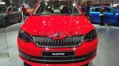 Skoda Rapid Monte Carlo 1 0l Tsi Front Auto Expo 2