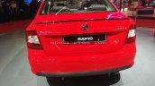 Skoda Rapid Monte Carlo 1 0l Tsi Rear Auto Expo 20