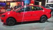 Skoda Rapid Monte Carlo 1 0l Tsi Side Profile Auto