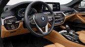 2021 Bmw 5 Series Facelift Dashboard