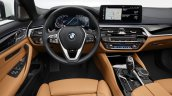 2021 Bmw 5 Series Facelift Dashboard Driver Side