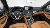 2021 Bmw 5 Series Facelift Interior