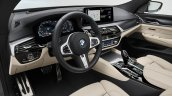 2021 Bmw 6 Series Gt Facelift Dashboard
