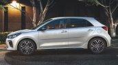 New Kia Rio Facelift Gt Line Profile Side Iab