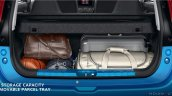 2020 Datsun Redigo Facelift Boot Luggage