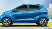 2020 Datsun Redigo Facelift Profile Side A6eb