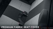 2020 Datsun Redigo Facelift Seat Cover