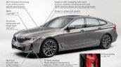 2021 Bmw 6 Series Gt Facelift Exterior Changes Fbc
