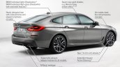 2021 Bmw 6 Series Gt Facelift Exterior Revisions D