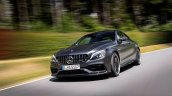 New Mercedes Amg C63 Coupe 3