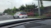 2020 Hyundai I20 Rear Quarters Spy Photo