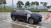 2021 Hyundai Tucson Nx4 Front Quarters Spy Shot