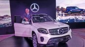 Mercedes Gls Front India Launch Live