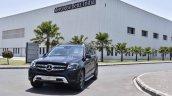 Mercedes Gls Grand Edition Front Three Quarters