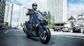 Yamaha X Max 300 Action Shot