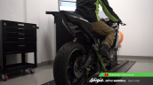 Modified Kawasaki Ninja Zx 25r Dyno Run