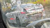 Bmw 2 Series Gran Coupe Rear Quarters Spy Shot