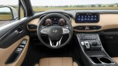 2021 Hyundai Santa Fe Facelift Dashboard Driver Si