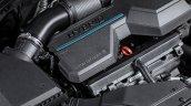 2021 Hyundai Santa Fe Facelift Hybrid Powertrain