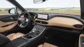 2021 Hyundai Santa Fe Facelift Interior