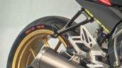 Modified Yamaha V Ixion Exhaust