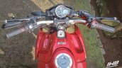 Modified Yamaha V Ixion Top View