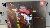 Suzuki Gsx S300 Haojue Dr300 Brochure Front Page
