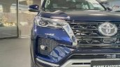 2021 Toyota Fortuner Facelift Front Lights Live