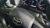 2021 Toyota Fortuner Facelift Instrument Live