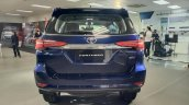 2021 Toyota Fortuner Facelift Rear Live