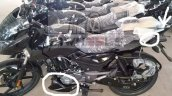 Bajaj Pulsar 125 Split Seat Right