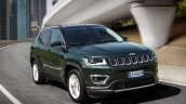 New Jeep Compass 2020 Front Quarters