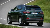 New Jeep Compass 2020 Rear Quarters