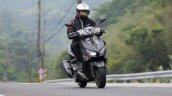 New Yamaha Cygnus X 125 Spy Shot With Drive Record