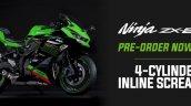 Kawasaki Ninja Zx 25r Pre Bookings