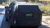 Jeep Compass Seven Seater Grand Compass Spied