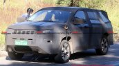 Jeep Compass Seven Seater Grand Compass Spy Shot