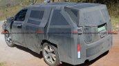 Jeep Compass Seven Seater Grand Compass Spy Shot R