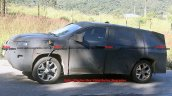 Jeep Compass Seven Seater Grand Compass Spy Shot S