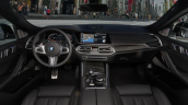 2020 Bmw X6 Dashboard